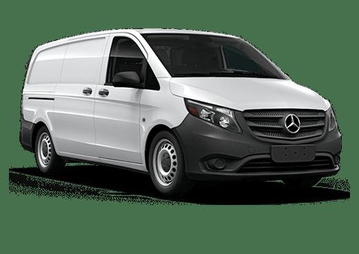 New Mercedes-Benz Metris Cargo Van near Harlingen