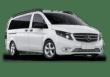 New Mercedes-Benz Metris Passenger Van at Wilmington