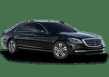 New Mercedes-Benz S-Class at Harlingen