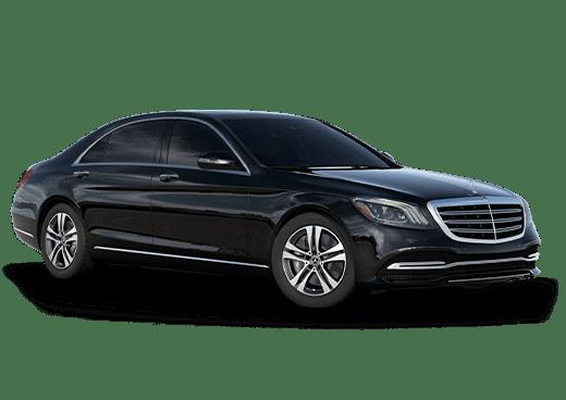 New Mercedes-Benz S-Class near Harlingen