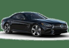 New Mercedes-Benz SL at Marion