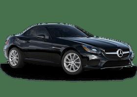 New Mercedes-Benz SLC at Marion