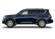 New Nissan Armada at Eau Claire