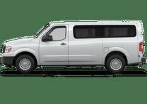 New Nissan NV Passenger at Eau Claire