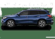 New Nissan Pathfinder at Eau Claire