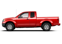 New Nissan Frontier at Eau Claire