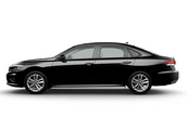 New Volkswagen Passat at Seattle