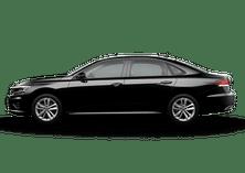New Volkswagen Passat at McMinnville