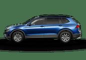New Volkswagen Tiguan at Seattle