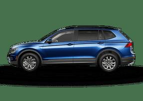 New Volkswagen Tiguan at San Diego