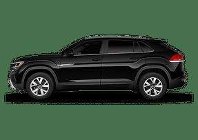 New Volkswagen Atlas Cross Sport at San Diego