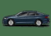 New Volkswagen Jetta at Seattle