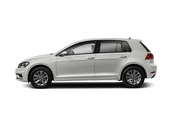 New Volkswagen Golf at Seattle