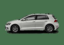 New Volkswagen Golf at Brainerd