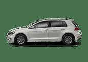 New Volkswagen Golf GTI at Seattle