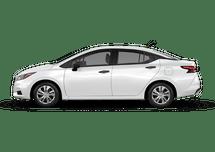 New Nissan Versa at Eau Claire