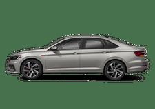 New Volkswagen Jetta GLI at Elgin