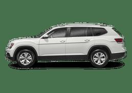 New Volkswagen Atlas at Brainerd