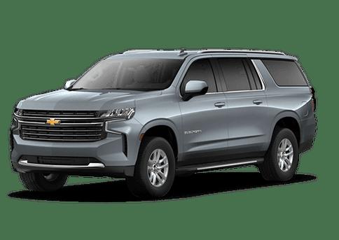 New Chevrolet Suburban in Northern VA