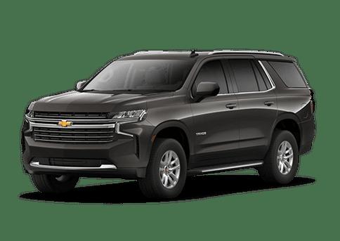 New Chevrolet Tahoe in