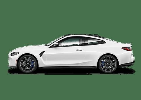 New BMW M4 in Miami