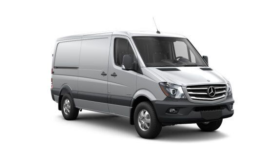 New Mercedes-Benz Sprinter Cargo Vans El Paso, TX