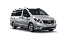 New Mercedes-Benz Metris Passenger Van at San Juan