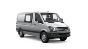 New Mercedes-Benz Sprinter Crew Vans at Tiffin
