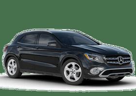 New Mercedes-Benz GLA at Marion