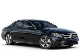 New Mercedes-Benz E-Class at Marion
