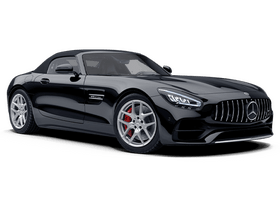 New Mercedes-Benz AMG GT at Marion