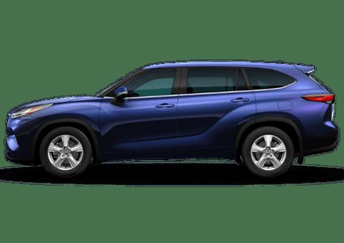 New Toyota Highlander in Martinsburg