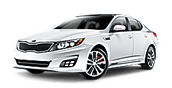 New Kia Optima at Sheboygan