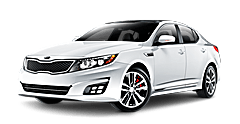 New Kia Optima at Racine