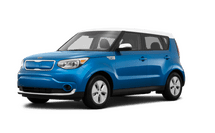 New Kia Soul EV at St. Cloud