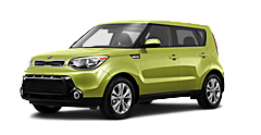 New Kia Soul at Racine