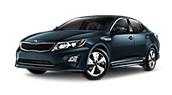 New Kia Optima Hybrid at Sheboygan