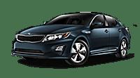 New Kia Optima Hybrid at Saint Louis