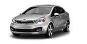 New Kia Rio at Sheboygan