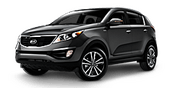 New Kia Sportage at Sheboygan