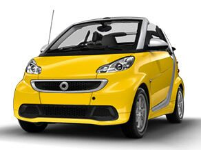 2016 Fortwo Electric Cabriolet