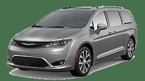 New Chrysler Pacifica in Weslaco