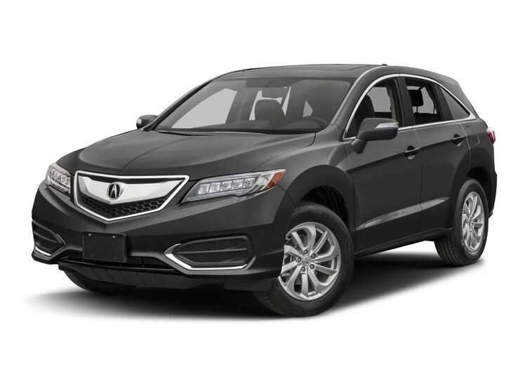 New Acura RDX near Salt Lake City