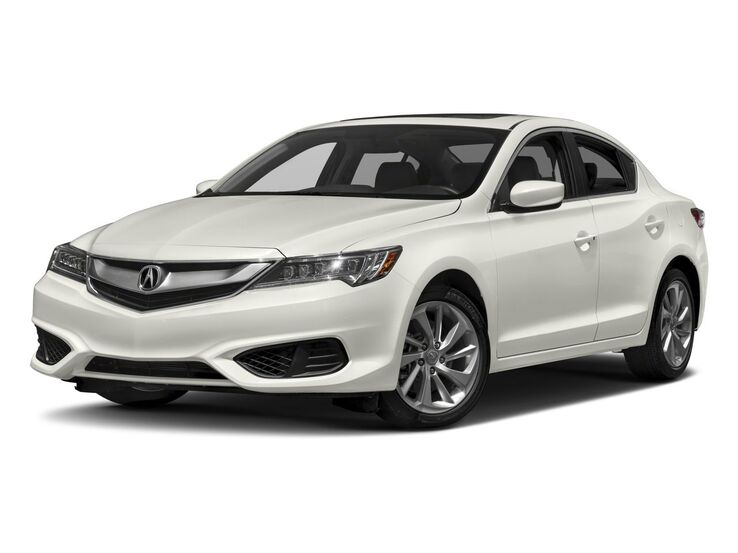New Acura ILX near McMurray