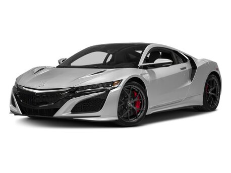 New Acura NSX in Anaheim