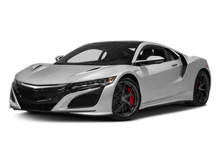New Acura NSX near Johnson City