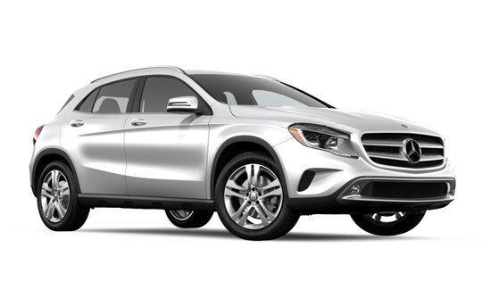 New Mercedes-Benz GLA Morristown, NJ