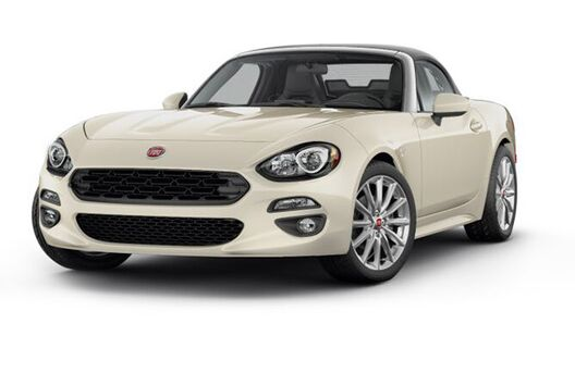 New FIAT 124 Spider in Phoenix