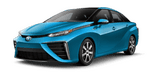 New Toyota Mirai at Mesa