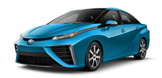 New Toyota Mirai in La Crescenta